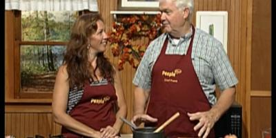 People Plus Cooks! Frank's Apple Sauce