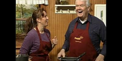 People Plus Cooks! Clam Chowder