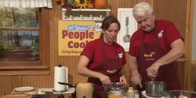 People Plus Cooks! Pumpkin and Squash Pies
