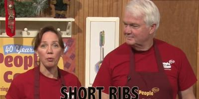 People Plus Cooks! Short Ribs