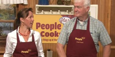 People Plus Cooks - Tomatoes