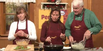 People Plus Cooks - Crab Cakes