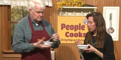 People Plus Cooks - Ham and Bean Soup