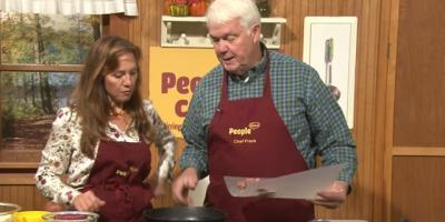People Plus Cooks - Smash and Crumble