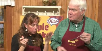 People Plus Cooks - Chicken & Rice Casserole
