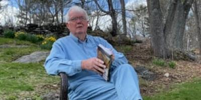 Frank Connors - Patriots Day chat about Paul Revere