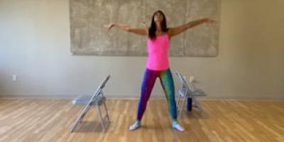 Gentle Barre Class with Béa! Class 2