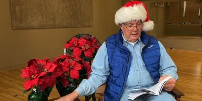 Story time with Frank - Santas I have known
